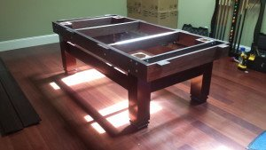 Correctly performing pool table installations, Springfield Missouri