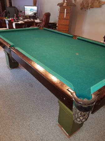 Pool Tables For Sale Sell A Pool Table In Springfield Missouri - How to take apart a pool table