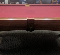 Legacy 8' Slate Pool Table and Accessories